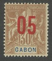 GABON 1912 YT 71** - Gabon (1886-1936)