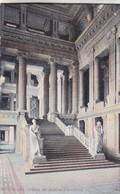 BRUXELLES. PALAIS DE JUSTICE, L'ESCALIER. CH & CIE - CPA CIRCA 1904s - BLEUP - Panoramische Zichten, Meerdere Zichten
