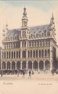 BRUXELLES. LA MAISON DU ROI - CPA CIRCA 1904s - BLEUP - Multi-vues, Vues Panoramiques