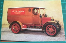 Albion Van 1910 - Passenger Cars