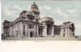 BRUXELLES. PALAIS DE JUSTICE - CPA CIRCA 1904s - BLEUP - Panoramische Zichten, Meerdere Zichten