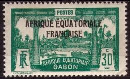 GABON 1928 YT 116A** - MNH - SANS CHARNIERE NI TRACE - Gabon (1886-1936)