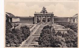 BRUXELLES. ARCADE ET MUSEES DU CINQUANTENAIRE. NELS - CPA CIRCA 1920s - BLEUP - Panoramische Zichten, Meerdere Zichten
