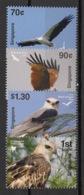 Singapore - 2016 - N°Yv. 2166 à 2169 - Oiseaux / Birds / Rapaces - Neuf Luxe ** / MNH / Postfrisch - Aigles & Rapaces Diurnes