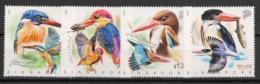 Singapore - 2017 - N°Yv. 2196 à 2199 - Oiseaux / Birds / Kingfisher - Neuf Luxe ** / MNH / Postfrisch - Oiseaux