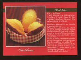 Madeleines - Recettes (cuisine)