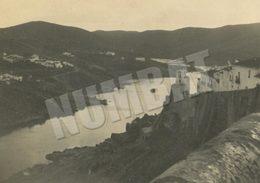 1938 - MÉRTOLA - ALENTEJO - PORTUGAL. ORIGINAL REAL PHOTO - Lieux