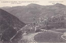 CPA 07 @ SAINT MARTIN DE VALAMAS - Vue Générale Orientale - Saint Martin De Valamas
