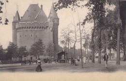 BRUXELLES. PORTE DE HAI. NELS - CPA CIRCA 1904s - BLEUP - Maritiem
