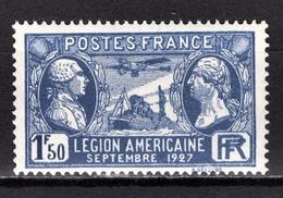 FRANCE 1927 - Y.T. N° 245 - NEUF** - France