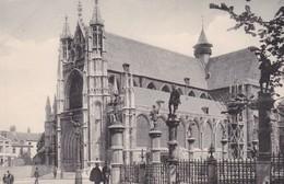 BRUXELLES. NOTRE DAME DU SABLON. NELS - CPA CIRCA 1904s - BLEUP - Multi-vues, Vues Panoramiques