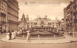 OSTENDE - Le Kursaal Vers La Ville Et Avenue Léopold - Oostende