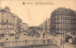 OSTENDE - Avenue Léopold Vers Le Parc - Oostende