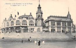 OSTENDE - Le Kursaal, Vu De La Plage - Oostende