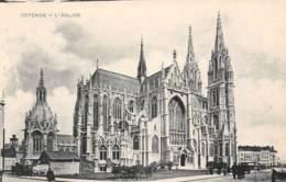 OSTENDE - L'Eglise - Oostende