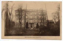 Luxembourg--MONDORF LES BAINS --1925--Hotel Du Grand-Chef ---timbre ...Beau Cachet  MONDORF - Mondorf-les-Bains