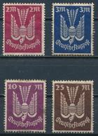 °°° GERMANY TERZO REICH - Y&T N°9/10/12/13 PA - 1944 MNH °°° - Deutschland