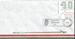J) 1979 MEXICO, 40TH ANNIVERSARY OF THE NATIONAL POLYTECHNIC INSTITUTE NATIONAL TRIBUTE TO JUAN DE DIOS BATIZ, SPECIAL C - Mexiko