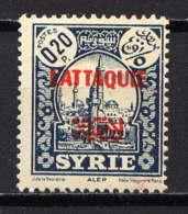 LATTAQUIE - 2* - ALEP - Unused Stamps