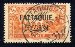 LATTAQUIE - 11° - DAMAS - Lattaquié (1931-1933)