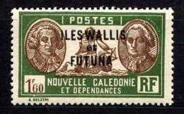 WF - 84* - BOUGAINVILLE ET LA PEROUSE - Wallis Und Futuna