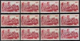 FRANCE 1939 - LOT Y.T. N° 449 X 12 - NEUFS** - France
