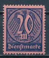°°° GERMANY TERZO REICH - Y&T N°34 SERV. - 1922 MNH °°° - Germany