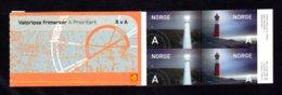 NORVEGE 2005 - CARNET Yvert C1489 - Facit H138 - NEUF** MNH - Phares Norvégiens - Booklets