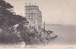 MONACO. MUSEE OCEANOGRAPHIQUE. ND PHOT. CPA CIRCA 1900s - BLEUP - Musée Océanographique