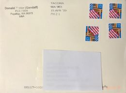◆◆◆USA     2019  AIR  MAIL   TO  SPAIN++++ - United States