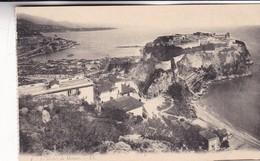 MONACO. LE ROCHER. LL. CPA CIRCA 1900s - BLEUP - Multi-vues, Vues Panoramiques