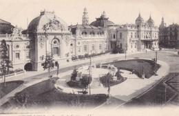 MONACO. MONTE CARLO. FAÇADE DU CASINO. CPA CIRCA 1900s - BLEUP - Casino