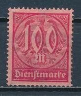 °°° GERMANY TERZO REICH - Y&T N°36 SERV. - 1922 MNH °°° - Germany
