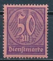 °°° GERMANY TERZO REICH - Y&T N°35 SERV. - 1922 MNH °°° - Deutschland