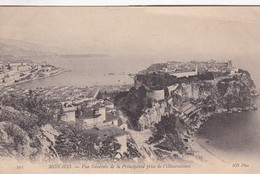 MONACO. VUE GENERALE DE LA PRINCIPALE PRISE DE L'OBSERVATOIRE. ND PHOT. CPA CIRCA 1900s - BLEUP - Monte-Carlo