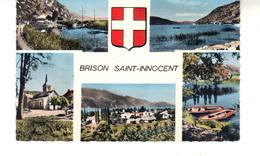 CPM -   BRISON   SAINT-INNOCENT   Et Le Lac Du Bourget. - Autres Communes