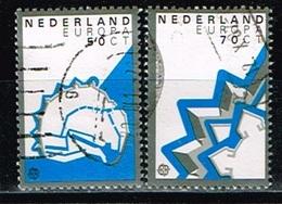 PAYS-BAS - Oblitérés/Used/ 1982 - Europa/Faits Historiques - Europa-CEPT