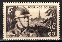 FRANCE 1940 - Y.T. N° 451 - NEUF** /2 - Neufs