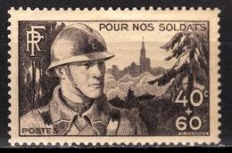 FRANCE 1940 - Y.T. N° 451 - NEUF** /3 - Neufs