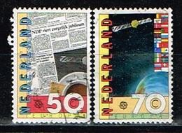 PAYS-BAS - Oblitérés/Used/ 1983 - Europa/Grandes œuvres Du Génie Humain - Europa-CEPT
