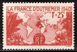 FRANCE 1940 - Y.T. N° 453 - NEUF** /1 - Frankreich