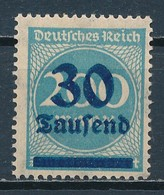 °°° GERMANY TERZO REICH - Y&T N°261 - 1923 MNH °°° - Deutschland