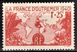 FRANCE 1940 - Y.T. N° 453 - NEUF** /3 - Frankreich