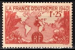 FRANCE 1940 - Y.T. N° 453 - NEUF** /4 - Frankreich