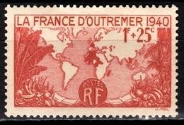 FRANCE 1940 - Y.T. N° 453 - NEUF** /5 - Frankreich