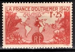 FRANCE 1940 - Y.T. N° 453 - NEUF** /7 - Frankreich