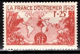 FRANCE 1940 - Y.T. N° 453 - NEUF** /9 - Frankreich