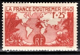 FRANCE 1940 - Y.T. N° 453 - NEUF** /10 - Neufs