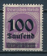 °°° GERMANY TERZO REICH - Y&T N°265 - 1923 MNH °°° - Deutschland