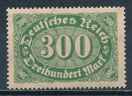 °°° GERMANY TERZO REICH - Y&T N°184 - 1922 MNH °°° - Deutschland
